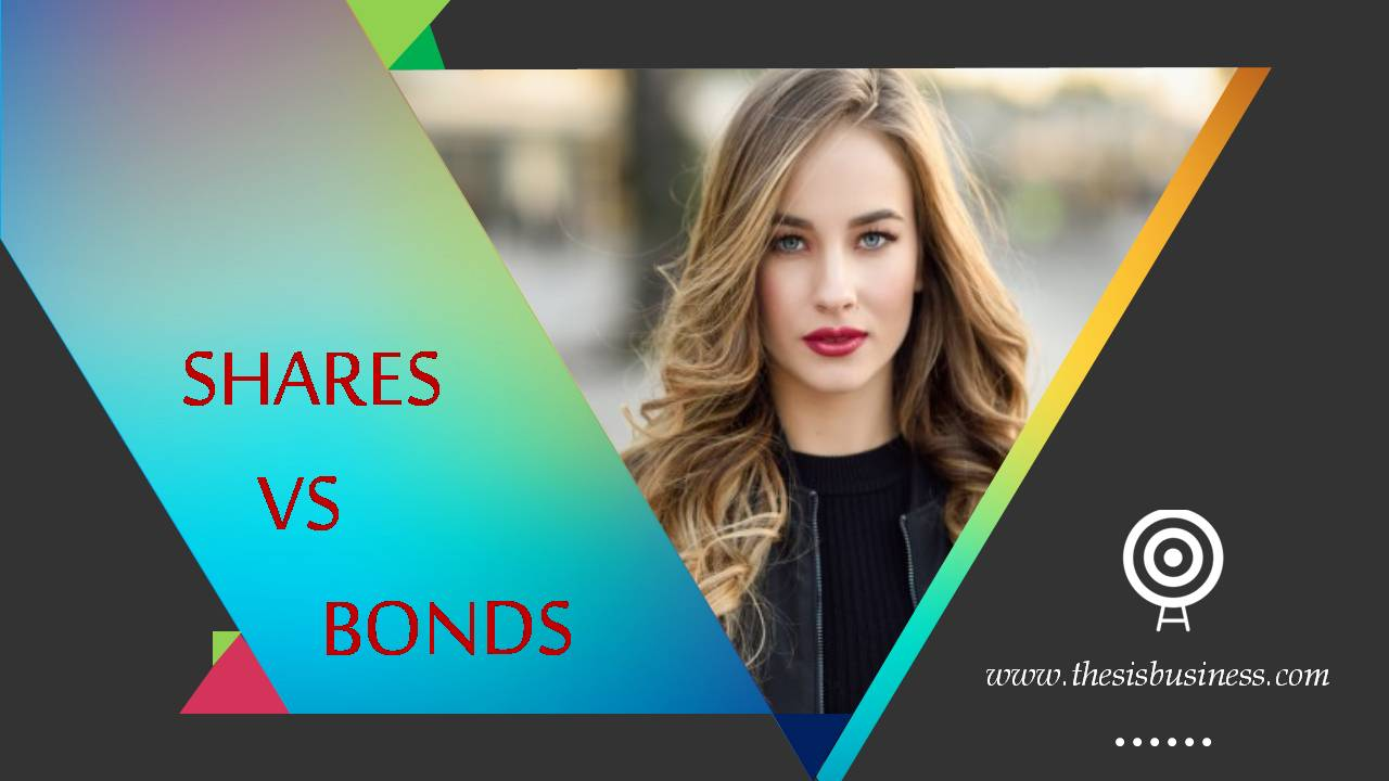 difference between shares and bonds